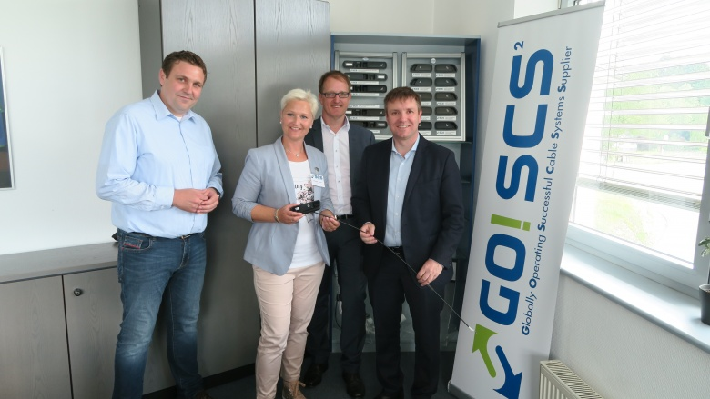 Fuchs-Dreisbach Besuch SCS