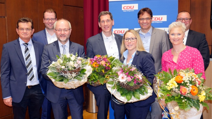 CDU Kreisparteitag in Weidenau