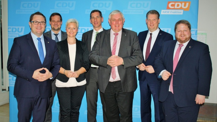 Südwestfalenrunde mit Minister Laumann