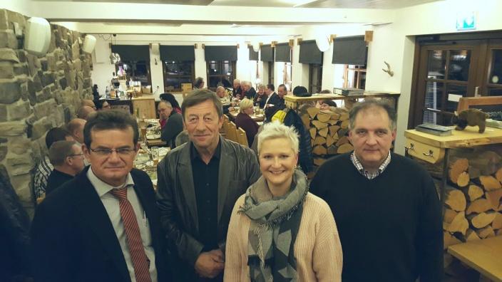 Interkommunaler CDU Stammtisch