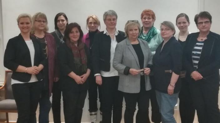 Mitgliederversammlung Frauen Union