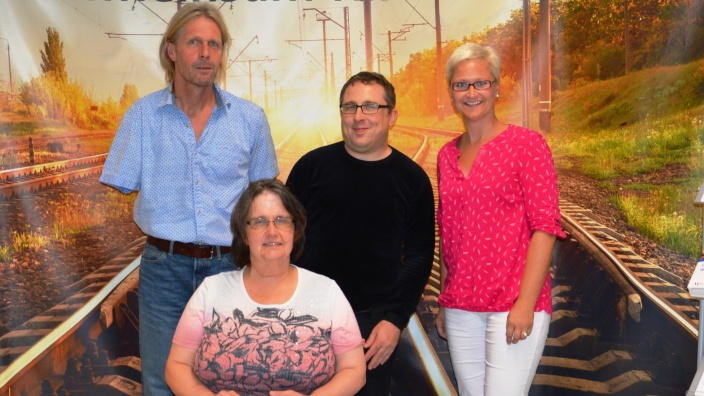 Anke Fuchs-Dreisbach beim KSL Arnsberg