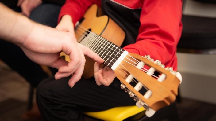 Landesoffensive für öffentliche Musikschulen