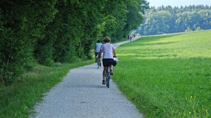 Radwege für Bad Berleburg und Netphen