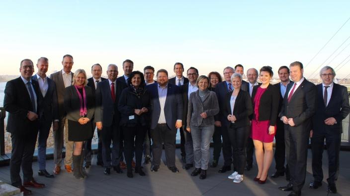 Treffen der südwestfälischen Landtagsabgeordneten