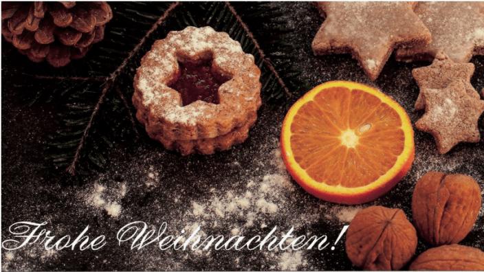 Weihnachtsgruß von Anke Fuchs-Dreisbach