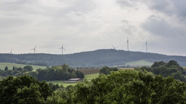 Änderung des Baugesetzbuches: 1000 m Abstand von Windenergieanlagen