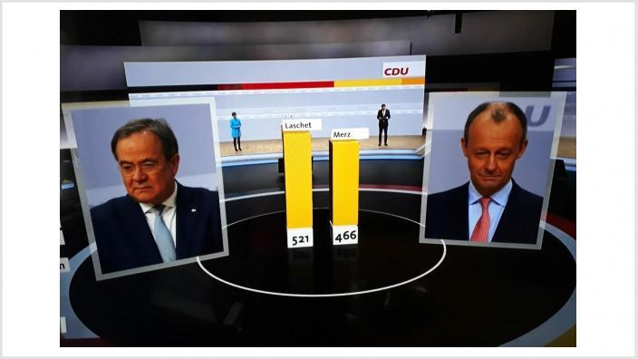 Parteitag 2021 der CDU Deutschland