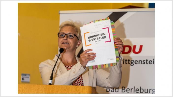 Aufstellungsversammlung Anke Fuchs-Dreisbach für die Landtagswahl 2022