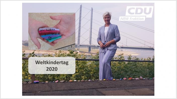 Anke Fuchs-Dreisbach zum Weltkindertag